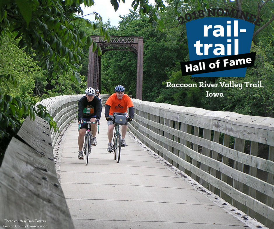 Raccoon River Valley Trail Hall of Fame