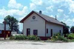 Redfield Depot