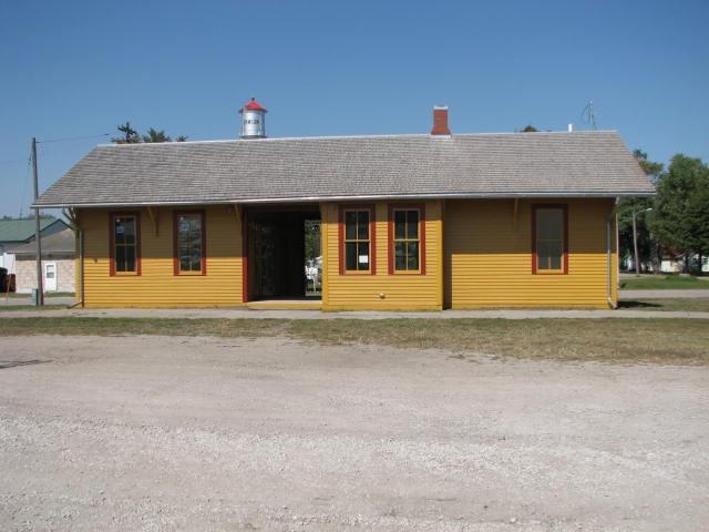 Dawson Depot
