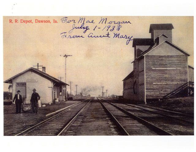 old Dawson Depot